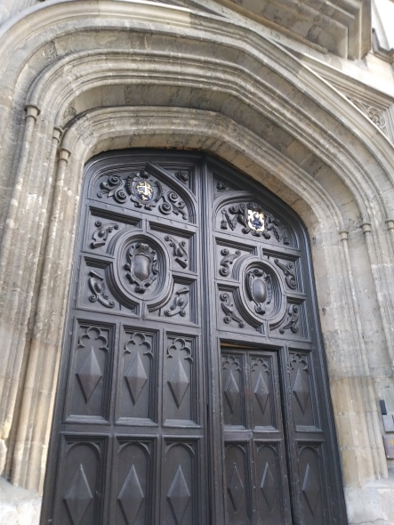 Door to University College