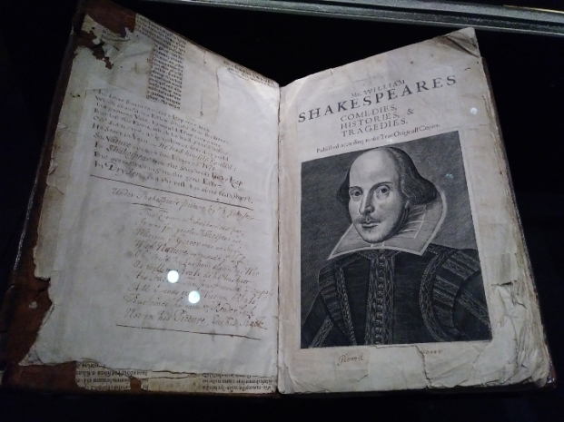 Shakespeare's Folio First Edition .jpg
