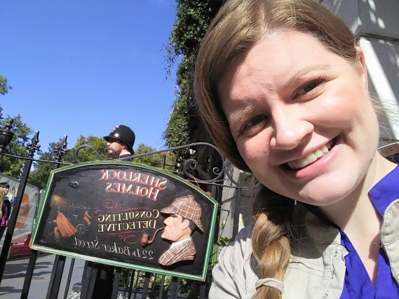 Me and Sherlock Holmes Museum sign.jpg